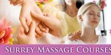 Surrey Massage Courses