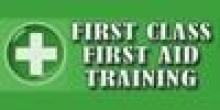 First Class First Aid Training