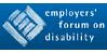 The Employers' Forum on Disability (EFD)