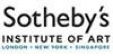 Sotheby's Institute of Art