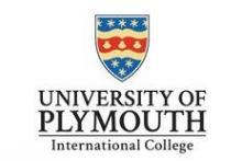 Plymouth University International College