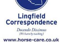 Lingfield Correspondence - The Lingfield Instructor Group