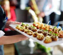 Catering, Foodservice, Trends