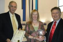 Quality Professional of the Year award, 2011