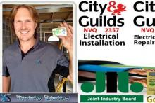 NVQ 2356-99 Electrical Installation for JIB Gold Card