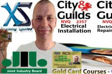 NVQ 2356 Mature Candidate Assessment for JIB Gold Card