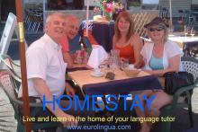 Eurolingua Homestay Immersion Abroad