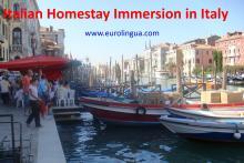 Eurolingua Homestay Immersion Italy (Venice)