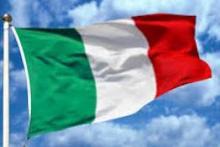 Flag - Italian