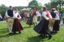 Swedish dancing