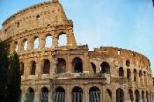 Colloseum, Rome, Italy