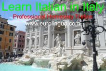 Eurolingua Homestay Immersion Italy