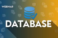 Database Design Training Webinar