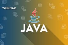 Java Training Webinar