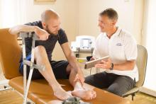 Access to Physiotherapy