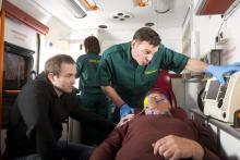 Access to Paramedicine