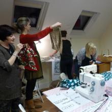 One of our beginner's classes