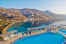 Aegialis Resort, Amorgos island, Greece