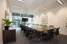 Bright Solutions Large Training Room