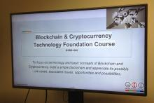 Bright Solutions Blockchain & Cryptocurrency Technology Course